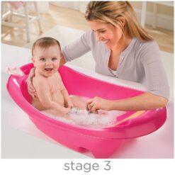Splish N Splash Bath Tub - Pink