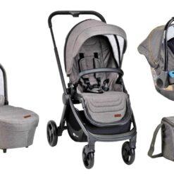 Burbay all in one baby stroller