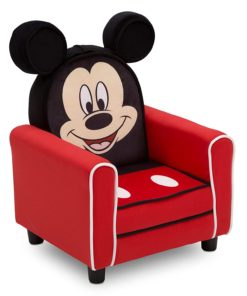 Disney Mickey Mouse kids sofa chair