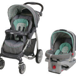 Graco Stylus Click Connect Travel System Stroller Winslet