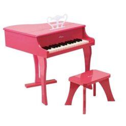 Hape Happy Grand Piano, Pink