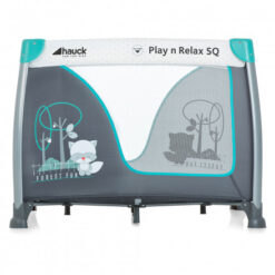 Hauck - Play & Relax SQ Forest Fun - Black