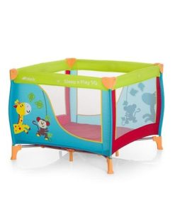 Hauck - Sleep N Play Sq - Jungle Fun
