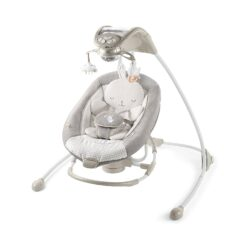 Ingenuity InLighten Cradling Swing & Rocker