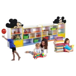 Mickey Kids Storage Shelf