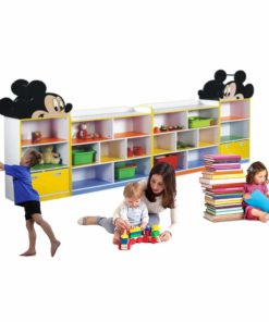Mickey Kids Storage Shelf