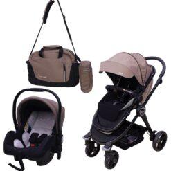 MonAmi 3 IN1 stroller set for baby