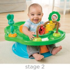 Summer Infant - 3-Stage Superseat Forest Friends Neutral