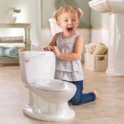 Summer My Size Potty, White – Realistic Potty Training