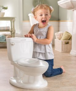 Summer My Size Potty, White – Realistic Potty Training