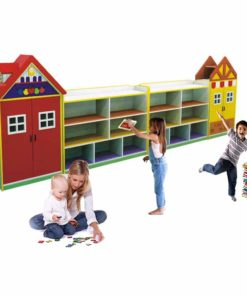 Sweet Home Kids Storage Shelf