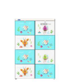 Tabi Kids Plastic Cabinet