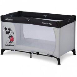 HauckHauck Disney Dream n Play Travel Cot (Mickey Stars)