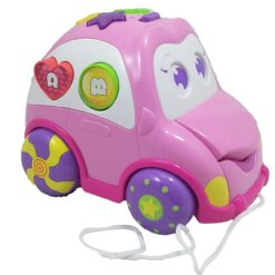 Winfun Car Rhymes and Sorter - Pink