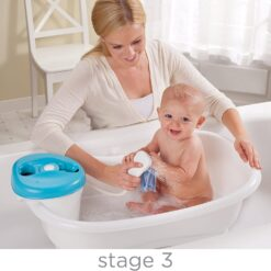 Summer Infant SI 18290 Baby Bath Tub with shower
