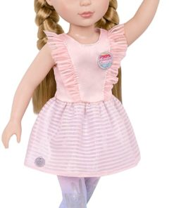 Glitter Girls Dolls by Battat Posable Fashion Doll – Emilia 14""
