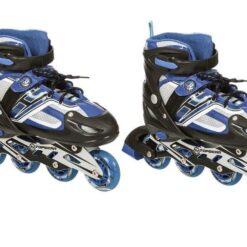 Inline Skate Shoes for kids-Blue