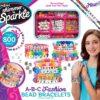 Cra-Z-Art Shimmer 'N Sparkle DIY ABC Fashion Beads