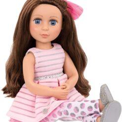 Glitter Girls Doll by Battat Poseable Fashion Doll - Bluebell