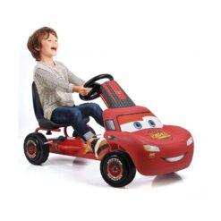 Hauck - Disney Car Mcqueen Go Cart 941014