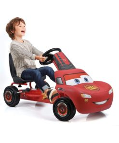 Hauck - Disney Car Mcqueen Go Cart 941014
