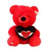 Red Teddy Bear Stuff Stoys