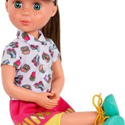"Glitter Girls 14"" Doll Stivie, Brown Hair GG51033Z"