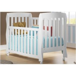 Baby Crib With Movable Grid 0520 Bright