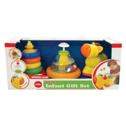 Kiddieland - Infant Gift Set 3pcs