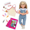 Our Generation - Deluxe Lorelei Doll With Book
