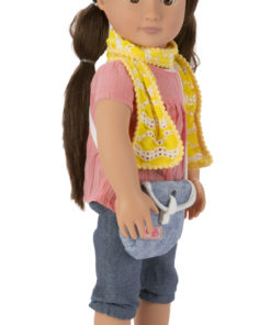 Our Generation Deluxe Poseable Reese Doll BD31044Z