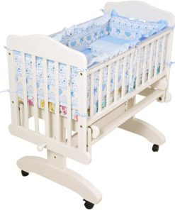 MonAmi Baby Bed & Swing Ty-007SW