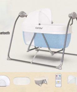Baby Electric Cradle Bed With Bluetooth