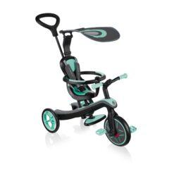 Globber – Trike – Explorer 4 In 1-Teal