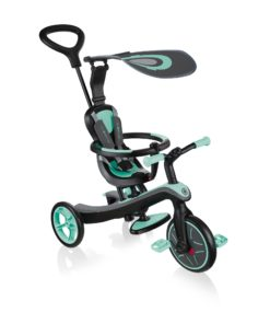 Globber – Trike – Explorer 4 In 1-Teal