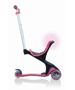 Globber Scooter Evo Comfort Play ( 5 In 1 V2 ) - Deep Pink