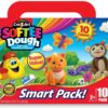 Softee Dough Cra-Z-Art Value Box-10 Pack (13565)