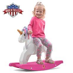 Step2 - Unicorn Rocking Horse 495200-WE