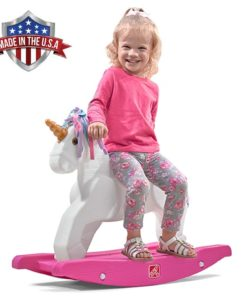 Step2 - Unicorn Rocking Horse 495200-WE