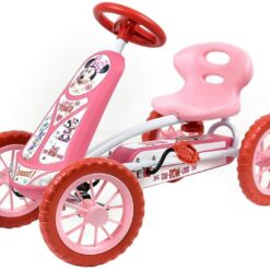 Disney Minnie Hauck Turbo-10 Go Cart 856028 Red
