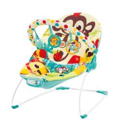 Mastela Newborn Baby to Toddlers Rocker Musical Bouncer Chair 6876