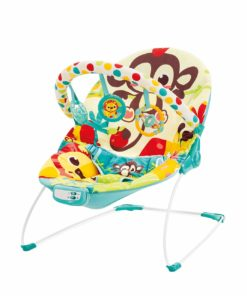 Mastela Newborn Baby to Toddlers Rocker Musical Bouncer Chair 6876