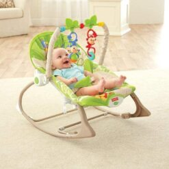 Fisher-Price Bg Infant To Toddler Rocker Friends CBF52