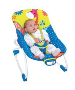 Little Angel – Mastela Newborn To Toddler Rocker – Blue 6922