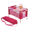 Bambolina 9-in-1 Travel Bed Set BD9548