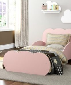 Mini Toddler Bed Brazil Made Pink