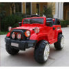 Remote Control Powered Riding Jeep DX -235 Red