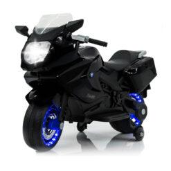 Kid's Powered Riding Motorbike DX 316 M2 BLACK