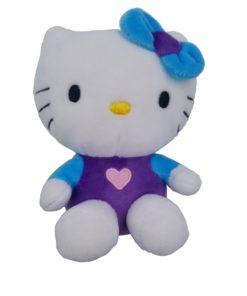 Hello Kitty Soft Toys -30cm Blue