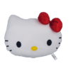 Hello Kitty Small Face Plush Pillow 35cm